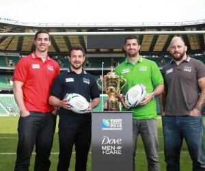 Les sponsors les plus cités sur le Digital pendant la Coupe du Monde de Rugby 2015