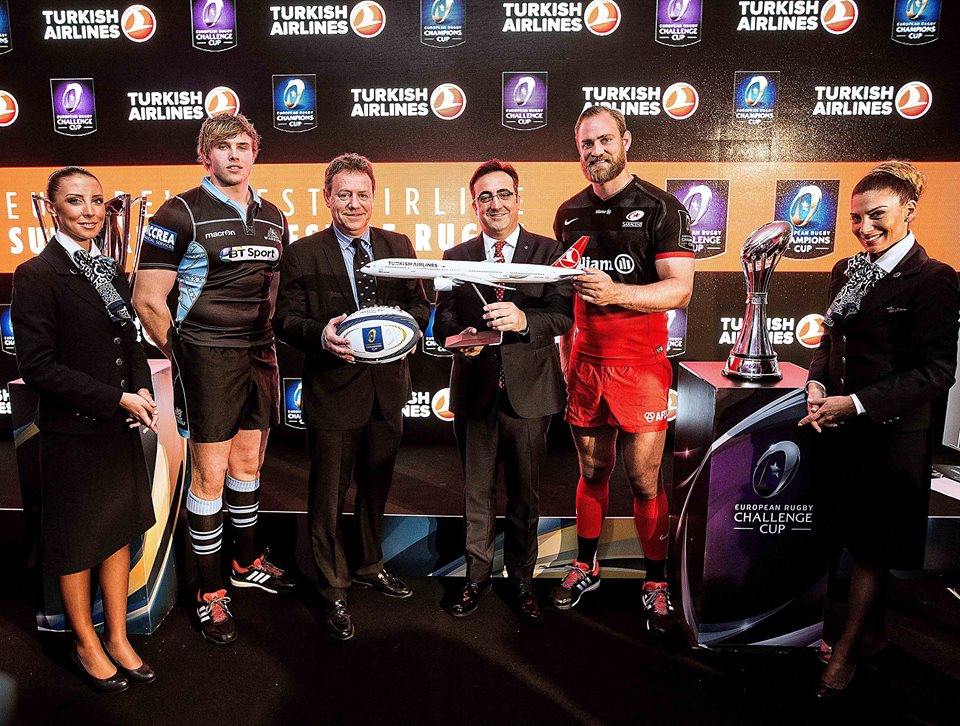 EPCR champions cup turkish airlines sponsoring rugby