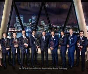L'ATP signe le contrat sponsoring le plus lucratif de son histoire avec Emirates