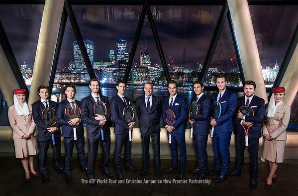 Emirates ATP tennis sponsoring 2016