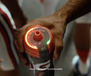 Gatorade imagine la boisson connectée du futur dans sa nouvelle publicité « Moving The Game Forward »