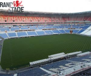 Rihanna en concert le 19 juillet 2016 au Grand Stade connecté 2.0 de l'Olympique Lyonnais