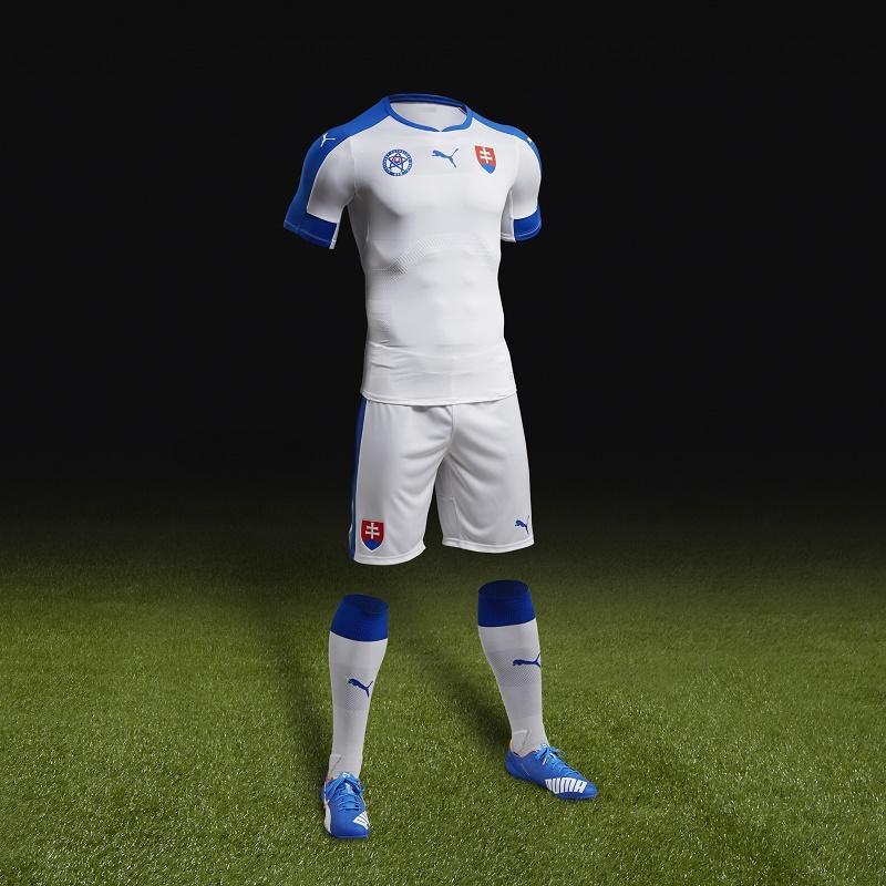 PUMA Slovakia Home Kit EURO 2016