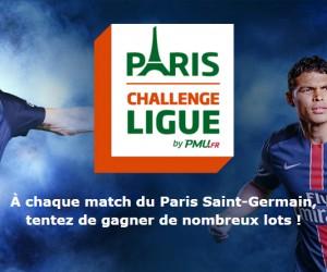 PSG – Le PMU active son partenariat avec la « Paris Challenge Ligue »