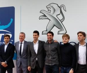 Peugeot renforce ses investissements dans le tennis en devenant partenaire mondial de l'ATP