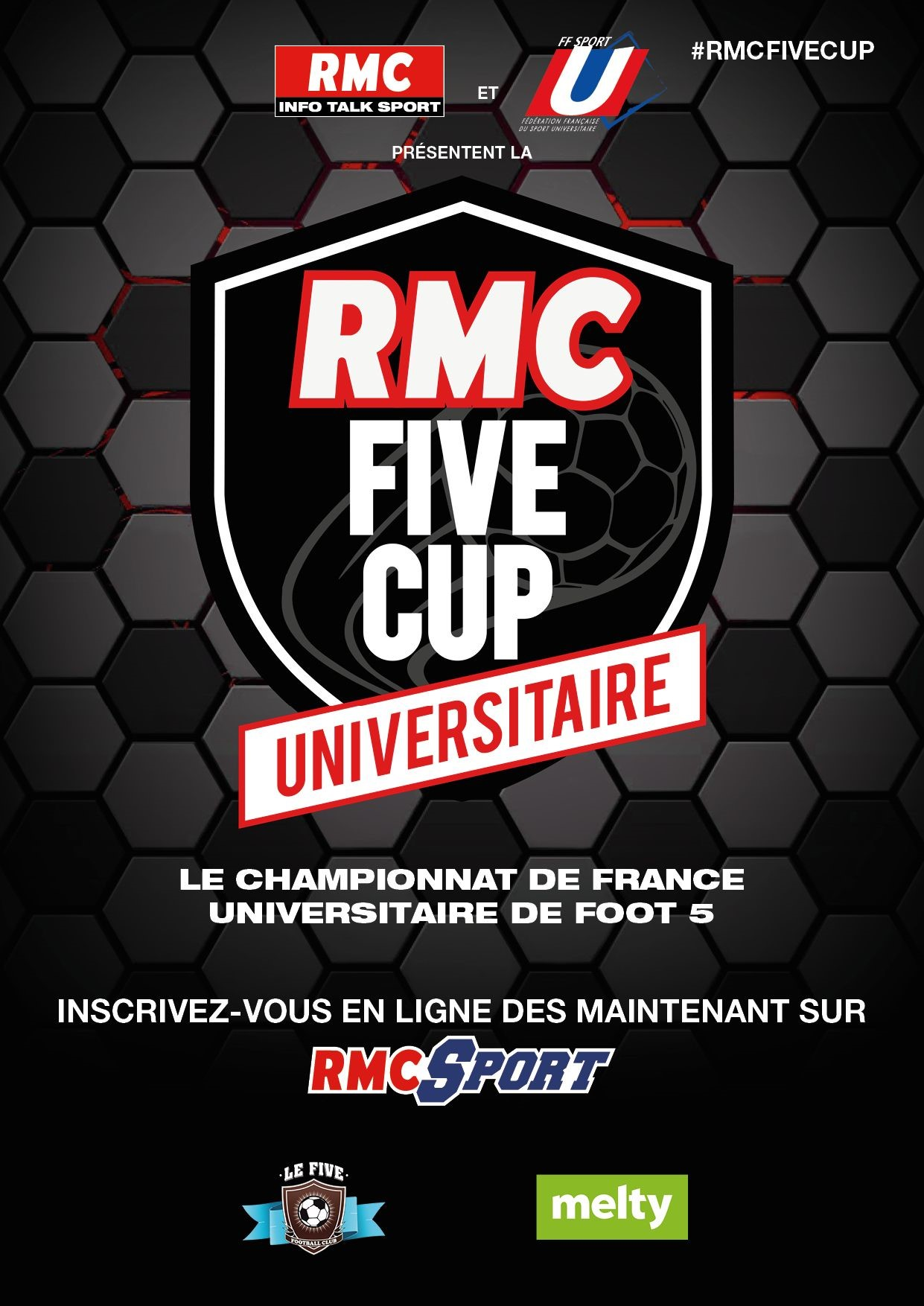 RMC Five cup universitaire