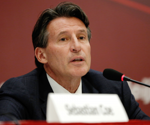 Sebastian Coe n'acceptera pas la décision de Nestlé de mettre fin à son partenariat avec l'IAAF
