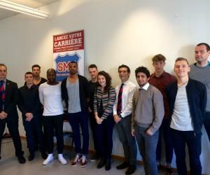Rentrée réussie pour Sports Management School à Lausanne