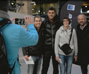 Fan Experience – Tecnifibre invite 4 de ses coachs ambassadeurs à la finale du Masters de Londres