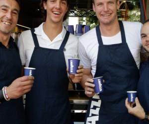 Lavazza nouveau partenaire officiel de l'Open d'Australie