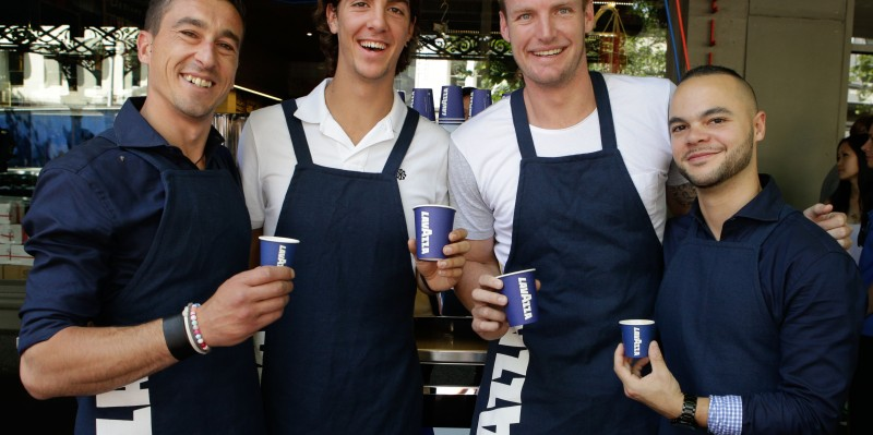 Thanasi-Kokkinakis-Sam-Groth-Lavazza-australian open