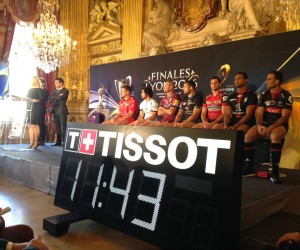 Tissot Chronométreur Officiel de l'European Rugby Champions Cup et Challenge Cup