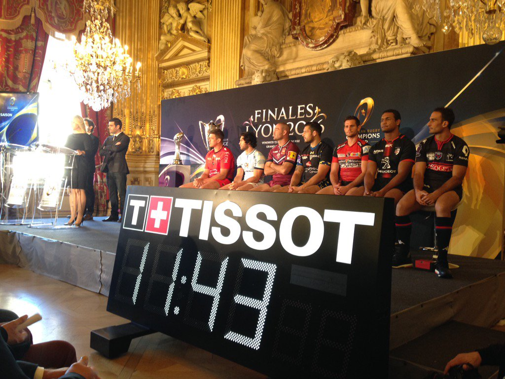 Tissot champions cup rugby EPCR sponsoring