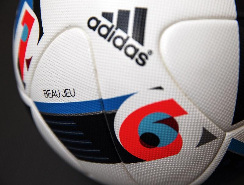 adidas ballon euro 2016 beau jeu