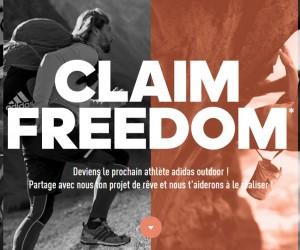 adidas Outdoor vous invite à devenir son prochain ambassadeur (vidéo sponsorisée)