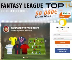 Gaming – Découvrez la Fantasy League TOP 14, le jeu officiel qui teste vos compétences rugby !