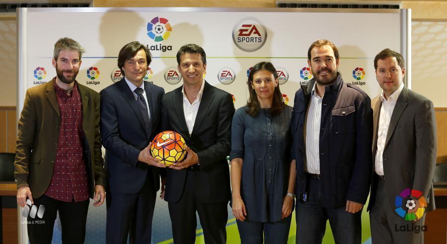 laliga EA SPORTS sponsor