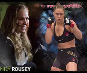 Ronda Rousey devient la sportive la plus suivie sur les réseaux sociaux