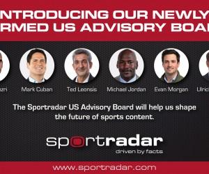 Michael Jordan, Mark Cuban et Ted Leonsis investissent 44 millions de dollars dans Sportradar