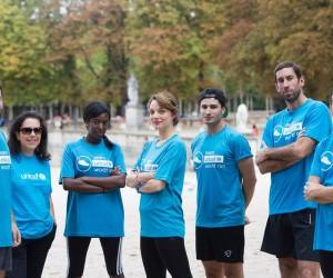 Team UNICEF World Run : une course connectée et solidaire aux quatre coins du monde