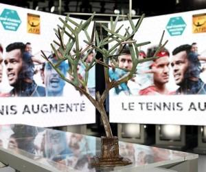 Le BNP Paribas Masters passe en mode «Tennis Augmenté» à l'AccorHotels Arena