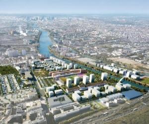 Le Village Olympique et Paralympique de Paris 2024 sera installé à Pleyel – Bords de Seine (Seine-Saint-Denis)