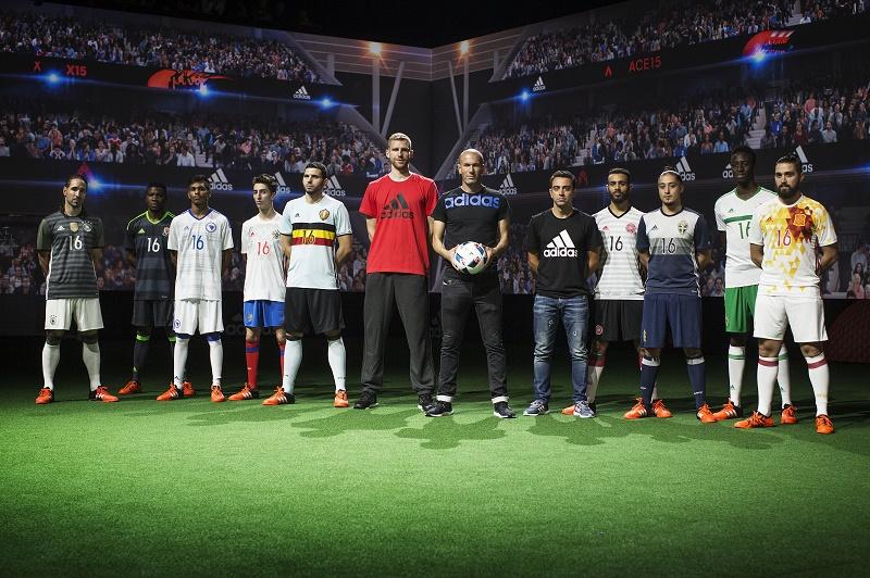 zidane future arena adidas football euro 2016