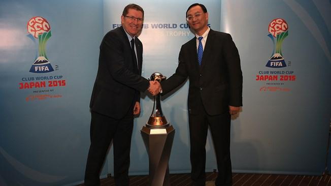 Alibaba E-Auto FIFA FIFA club world cup sponsoring
