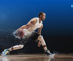 Stephen Curry peaufine son image de marque en signant un partenariat avec l'eau filtrée Brita