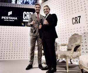 Cristiano Ronaldo investit dans Pestana Hotel Group et aura des hôtels à son nom
