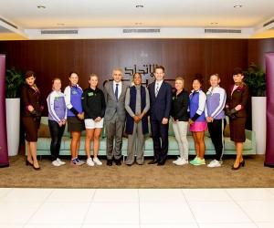 Etihad Airways investit dans le golf en devenant Partenaire Global du Ladies European Tour