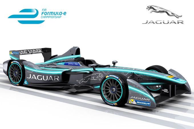 Jaguar Formula E motorsport