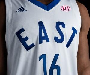 KIA sera bien le premier sponsor sur un maillot NBA – Découvrez le look des tenues du All Star Game 2016 !
