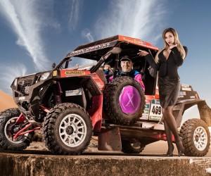 Marc Dorcel de retour sur le Dakar 2016 aux côtés du nouveau défi d'Hugo Payen