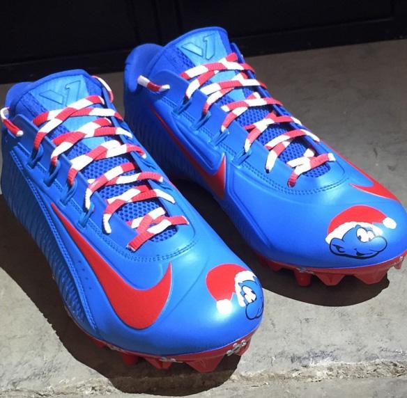 Smurf Nike Shoes