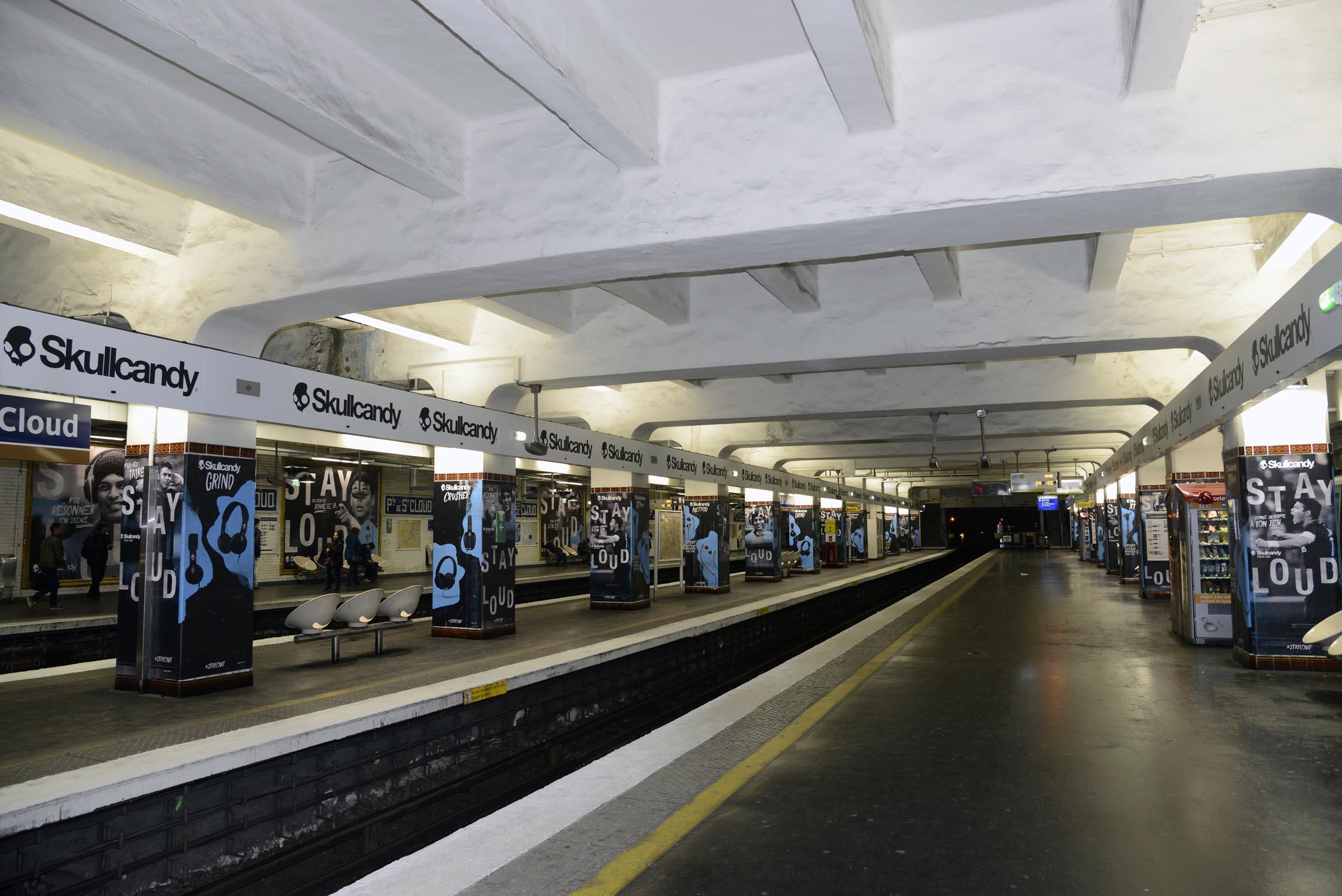 stations porte de saint cloud metro