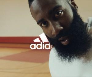 """James Harden vedette du nouveau spot publicitaire d'adidas """"Creators Never Follow"""""""