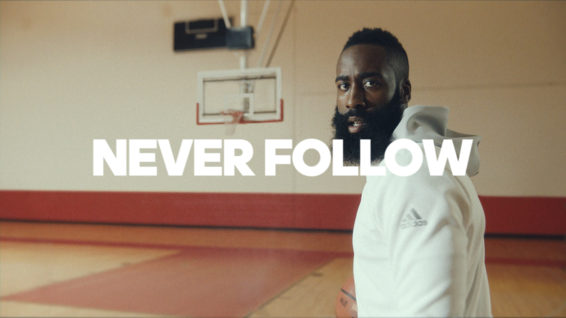 adidas-James Harden Creators never follow basket commercial 2015