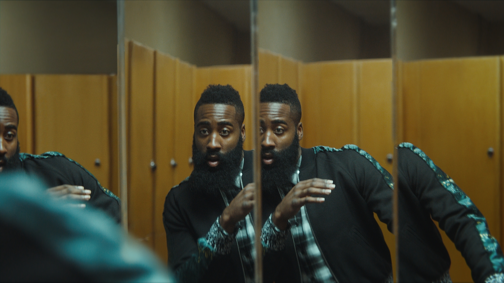 adidas-James Harden Creators never follow commercial