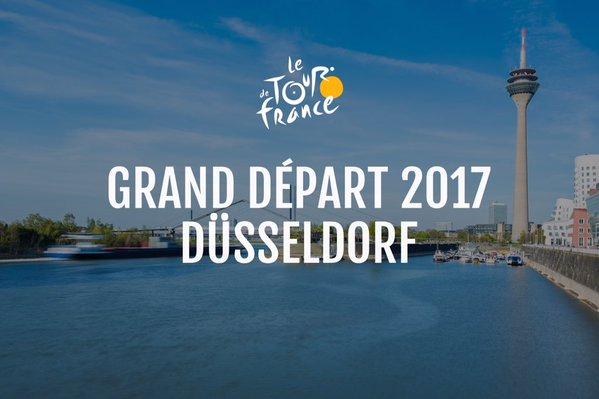 départ tour de france dusseldorf 2017