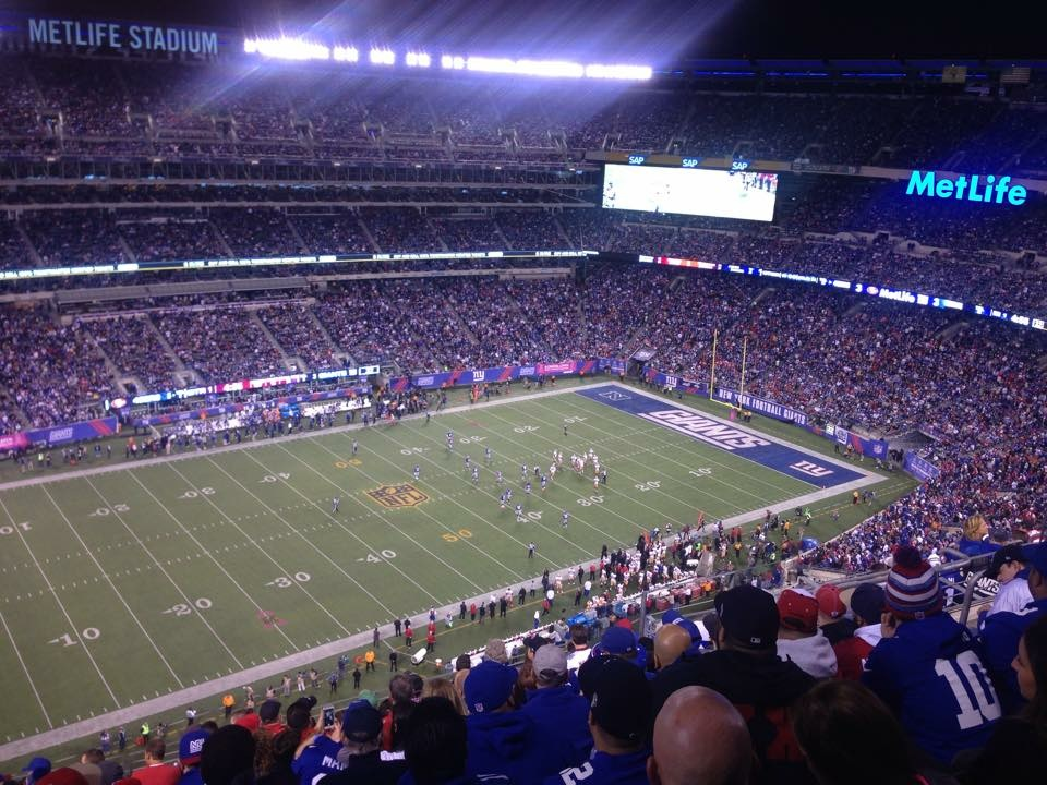 fan experience metlife stadium