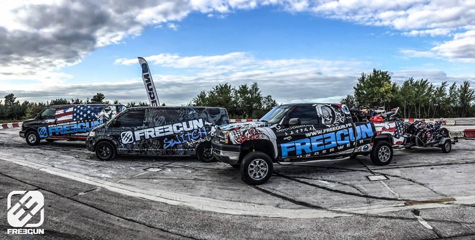 freegun camion