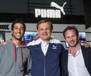 Quels enjeux pour le nouveau partenariat signé entre Puma et Red Bull Racing ?