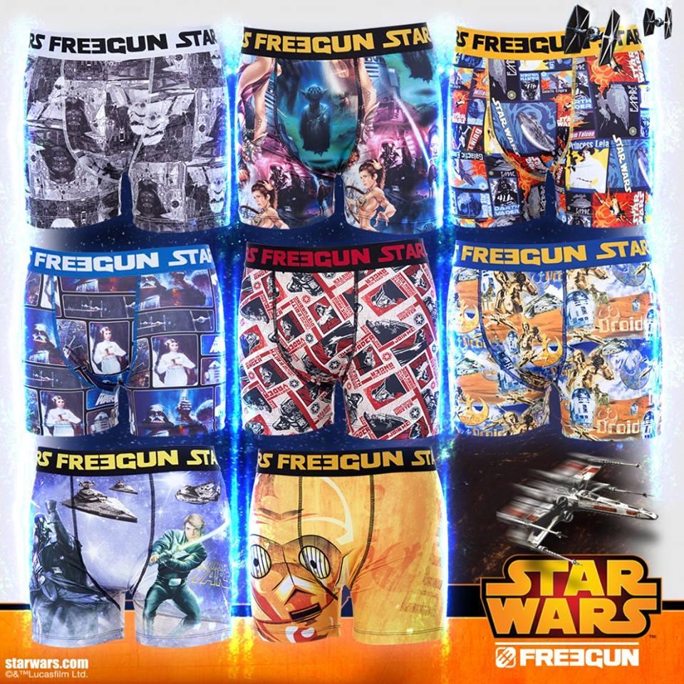star wars underwear Freegun