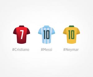Twitter et la FIFA présentent 7 émojis à l'occasion de la cérémonie du Ballon d'Or