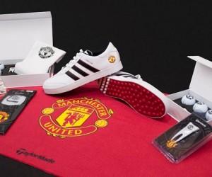 adidas utilise Manchester United dans le golf