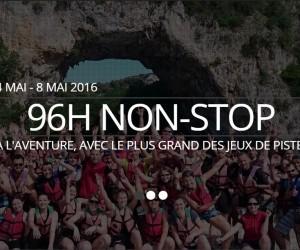 Offre de Stage : évènementiel – Raid 96h non-stop