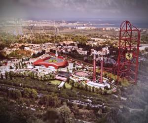 Découvrez Ferrari Land, le nouveau parc d'attractions de PortAventura