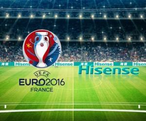Hisense 10ème et dernier sponsor mondial de l'UEFA EURO 2016