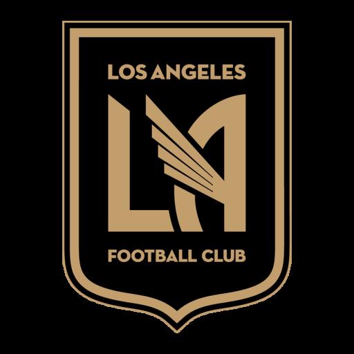 Los Angeles Football Club Logo MLS